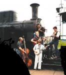 Historická jízda parního vlaku, Bruntál, 12. 9. 1998