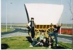 Cestou do Zadaru, duben 2001